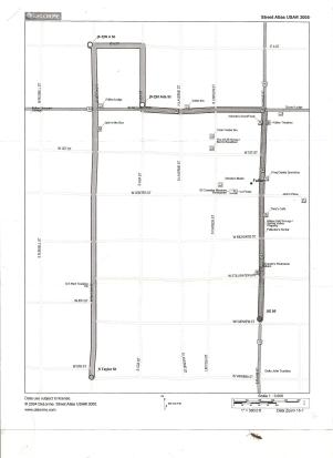 Parade Route 001