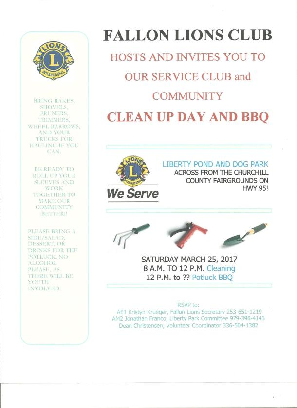 March 2017 Park Clean UP 001